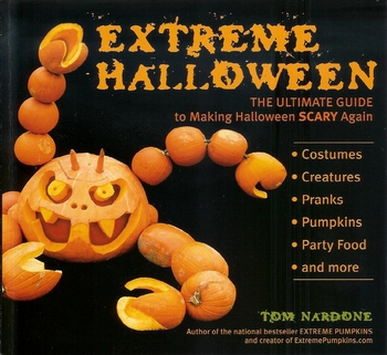 Order My Book Extreme Halloween Directly From Me