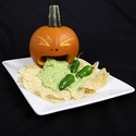 A Pumpkin Puking Guacamole