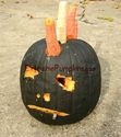 The Punkin - Punk Rock Pumpkin
