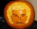 The Lionel Richie Pumpkin - Awesome