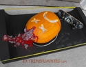 The Skateboarding Pumpkin