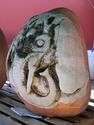 The Elephant Pumpkin
