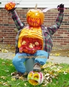 The Gutsy Slasher Pumpkin