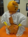 The Hospital Gown Pumpkin