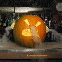 The Steaming Mad Pumpkin
