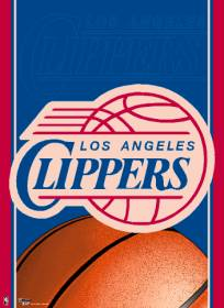 "Los Angeles Clippers 27""x37"" Banner"
