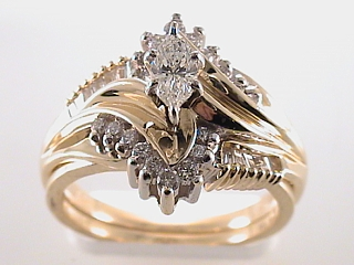 .64 Carat Marquise Cut Diamond Engagement Ring SOLD