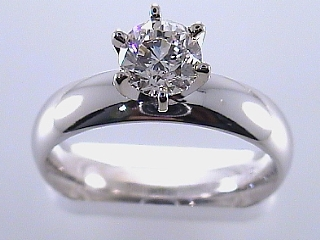 .70 Carat EGL Certified  Diamond Engagement Ring SOLD