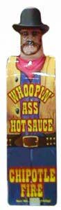 Whoopin Ass Chipotle Fire Hot Sauce