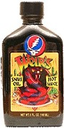 Weir's Snake Oil  Hot Sauce