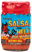 Salsa From Hell Devil's Revenge
