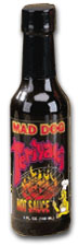 Mad Dog Teriyaki Hot Sauce