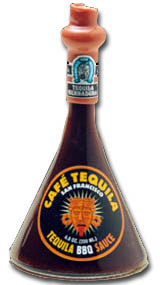 Caf� Tequila BBQ Sauce