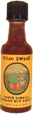 Toad Sweat Lemon Vanilla Minis