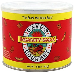 Dave's Gourmet Insanity Snax