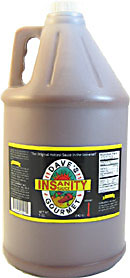 Dave's Insanity Hot Sauce - Hot Sauce Gallon