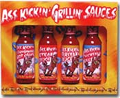 Ass Kickin Grillin Sauces
