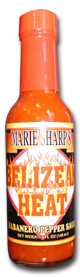 Marie Sharp's Belizean Heat Habanero Pepper Sauce, 5oz.