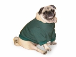 Pug Hunter Green Sweatshirt