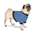 Pug Nantucket Fleeced Sweaters