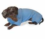 Doxie Baby Blue Jammies