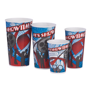 Showtime Soft Drink Cups