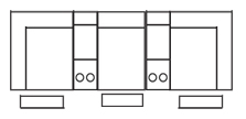 Palliser Mara Home Theater Sectional Configuration Z