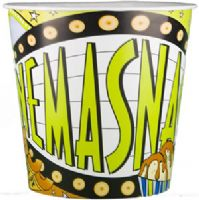Cinema Theme Popcorn Buckets 170oz
