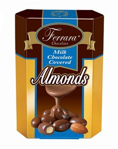 Milk Chocolate Almonds 3.5oz
