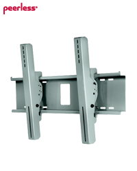 Wind Rated Tilt Wall Mount for 32in. to 65in. for Outdoor TV
