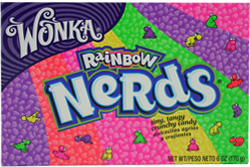 Rainbow Nerds 6oz