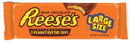 Reese's Peanut Butter Cups 2.10oz