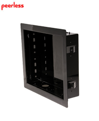 In Wall Box for up to 40 inch LCDs