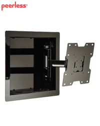 In wall Mount and Pivot Arm for 22-40 inch LCDs