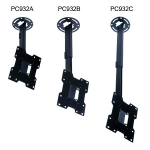 Peerless Pro Universal Ceiling Mount for 15-37 inch LCD TVs