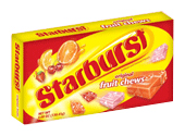 Starburst Original Box Theater Size Candy