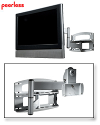 Dedicated Articulating Wall Arm for 37-65 in. Flat Panel Screens
