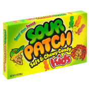 Sour Patch Kids Theater Size Candy