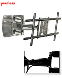 SA750PU Articulating Wall Arm for 32-58 inch LCDs