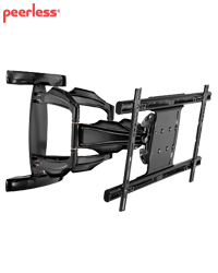 SA763PU Universal Articulating Wall Arm for 37-63 in. LCDs