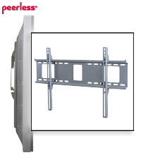 SmartMount Universal Flat Wall Mount For 37-63 inch LCD or Plasma TV