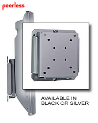 SmartMount Universal Flat Wall Mount for 10-24 in. LCDs