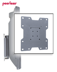 SmartMount Universal Flat Wall Mount for 22-40 in. LCDs