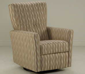 Jaymar 70 Swivel Rocker Chair