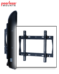 SmartMount Universal Flat Wall Mount for 23-46 in. LCDs