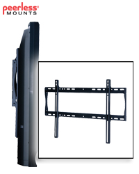 SmartMount Universal Flat Wall Mount for 32-56 in. LCDs
