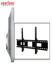 SmartMount Universal Flat Wall Mount for 42-71 in. LCDs