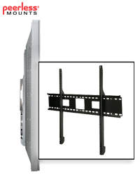 SmartMount Universal Flat Wall Mount for 61-102 in. LCDs