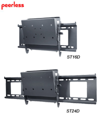 Peerless Dedicated Tilt Wall Mount for 22-71 in. LCDs