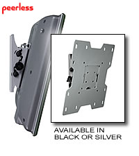 SmartMount Universal Tilt Wall Mount for 22-40 in. LCDs